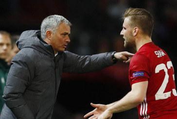 Cuộc tranh cãi nảy lửa giữa HLV  Mourinho và học trò tại M.U