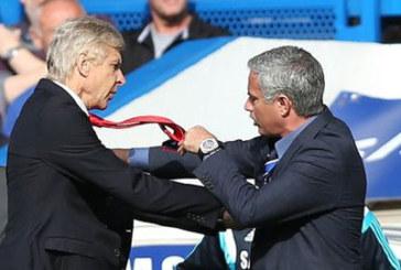 HLV Mourinho chia sẻ xúc động về Wenger