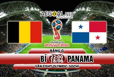 Soi kèo nhà cái Bỉ vs Panama 22h00 18/06 World Cup 2018