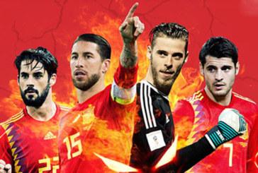 Nhận định, soi kèo Bồ Đào Nha vs Tây Ban Nha 16/06/2018