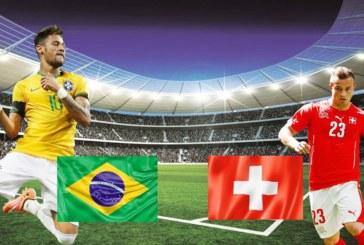 Tỷ lệ cược, kèo Brazil vs Thụy Sỹ 1h ngày 18/6
