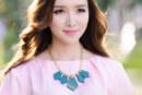Xuýt xoa vẻ đẹp tươi mát của Miss teen Cao Thanh Thảo My
