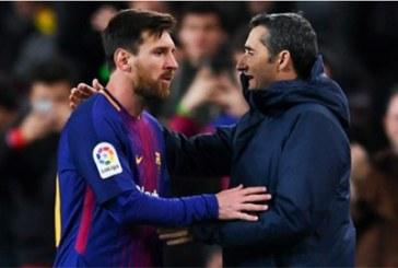Barca bất ngờ nhận tin vui từ Messi