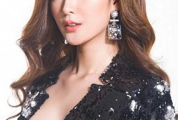 Ngọc Loan khoe body chuẩn đét với váy xuyên thấu