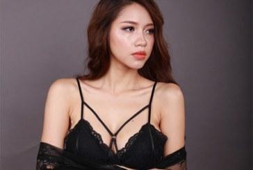 Nóng bỏng mắt shot hình bikini siêu mướt của diễn viên Ánh Tuyết