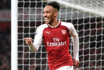 Người Arsenal đặt hy vọng vào Aubameyang