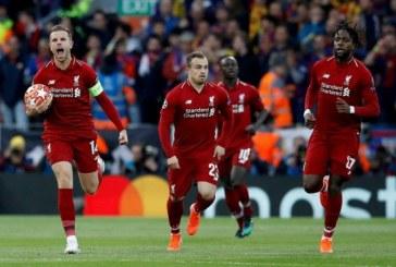 Liverpool mất tiền oan vì Barca bị loại khỏi Champions League