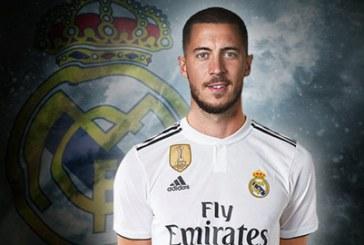 Hazard sẽ xây dựng một đội bóng mới cho Real