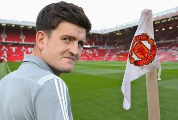 M.U mua xong Maguire với mức giá 85 triệu bảng, chính thức lập kỷ lục mới