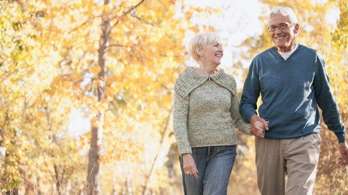 Sağlıklı Yaşlanmak