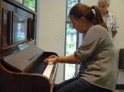 Eleve Adolescente pianiste