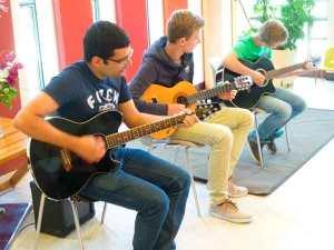 concert Trio guitare