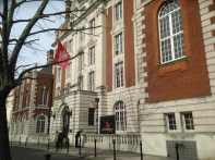 La Royal Academy de dehors