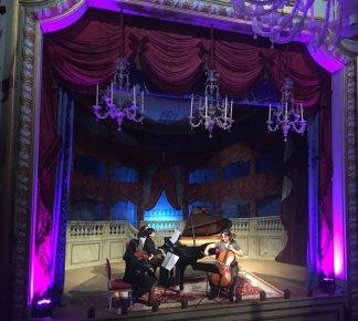 Le trio de Donizetti