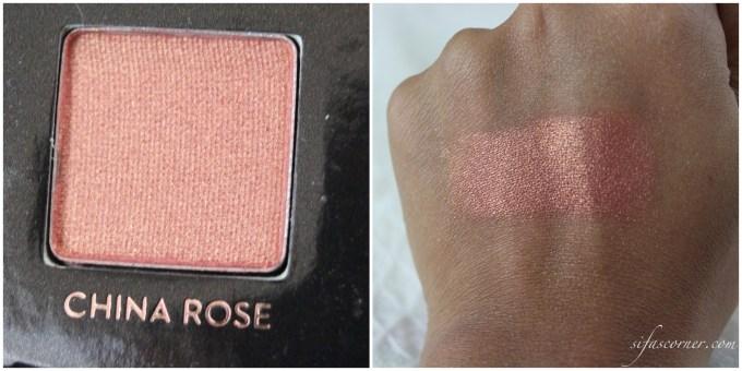 Tamanna Palette- China Rose