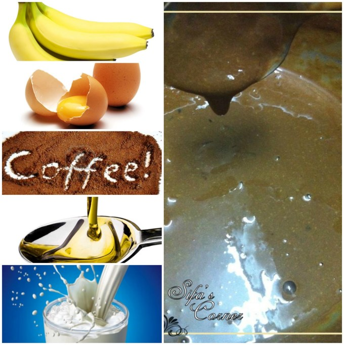 Dessert for your hair or Banana Hair Mask!