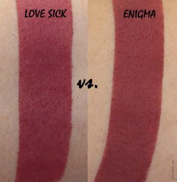 LOVESICK VS ENIGMA2