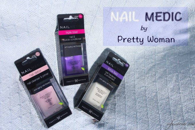 My Experience with NAIL MEDIC by PRETTY WOMAN