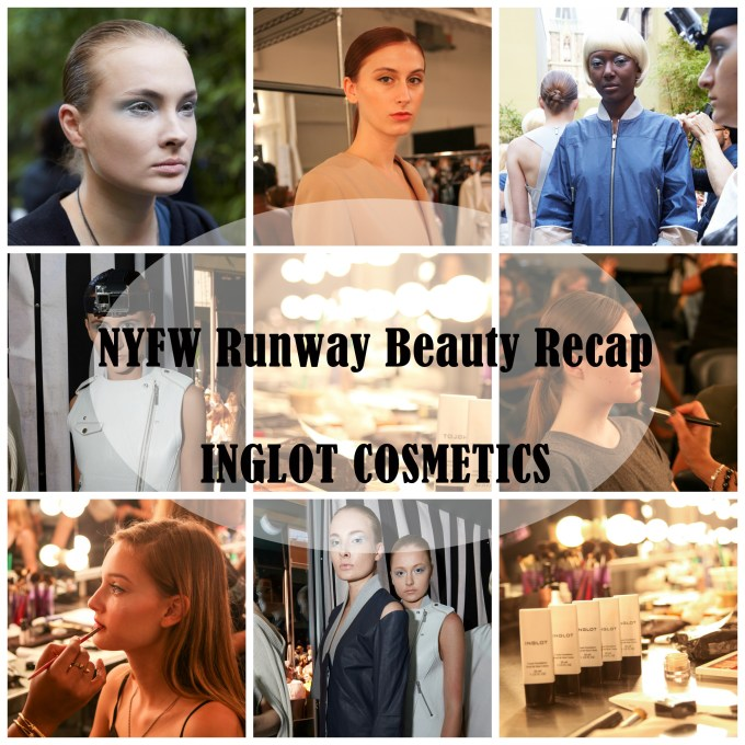 NYFW Runway Beauty Recap | INGLOT COSMETICS