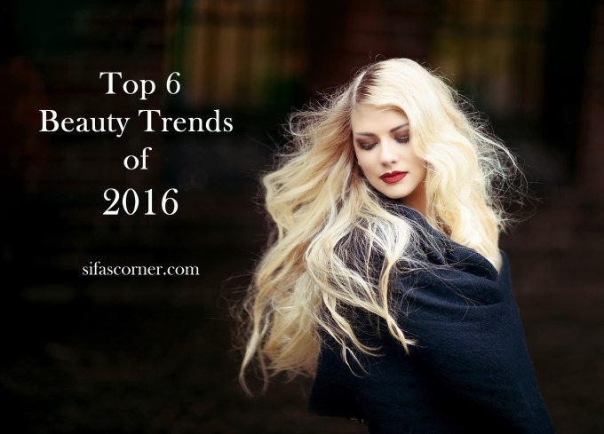 6 Creative Beauty Trends to Rock in 2016