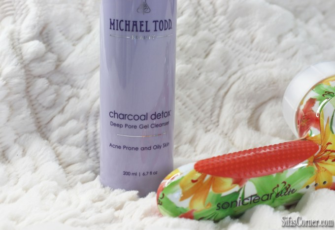 Michael Todd Charcoal Detox Deep Pore Gel Cleanser