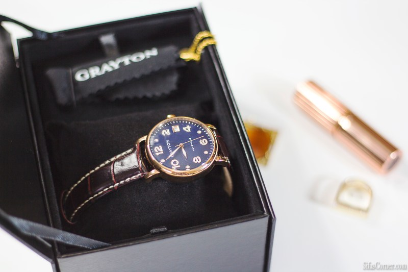Grayton Automatic Watches: Where Class Meets Style