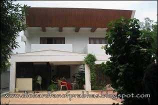 Prabhas House