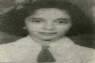 Madhuri Dixit Childhood Photo