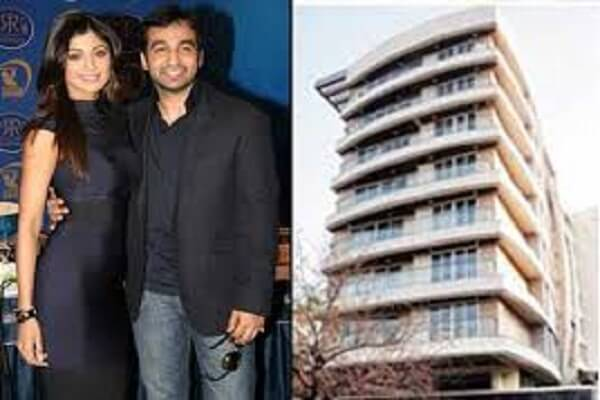 Shilpa Shetty House Photo