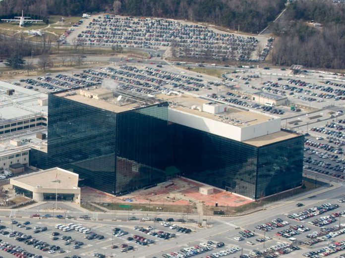 NSA building in USA