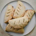 Harry Potter's Pumpkin Pasties on a plate
