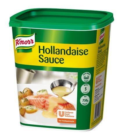 Knorr Hollandaise Sauce Mix 5L Unilever Food Solutions IE