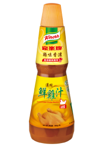 家樂牌濃縮鮮雞汁 | Unilever Food Solutions