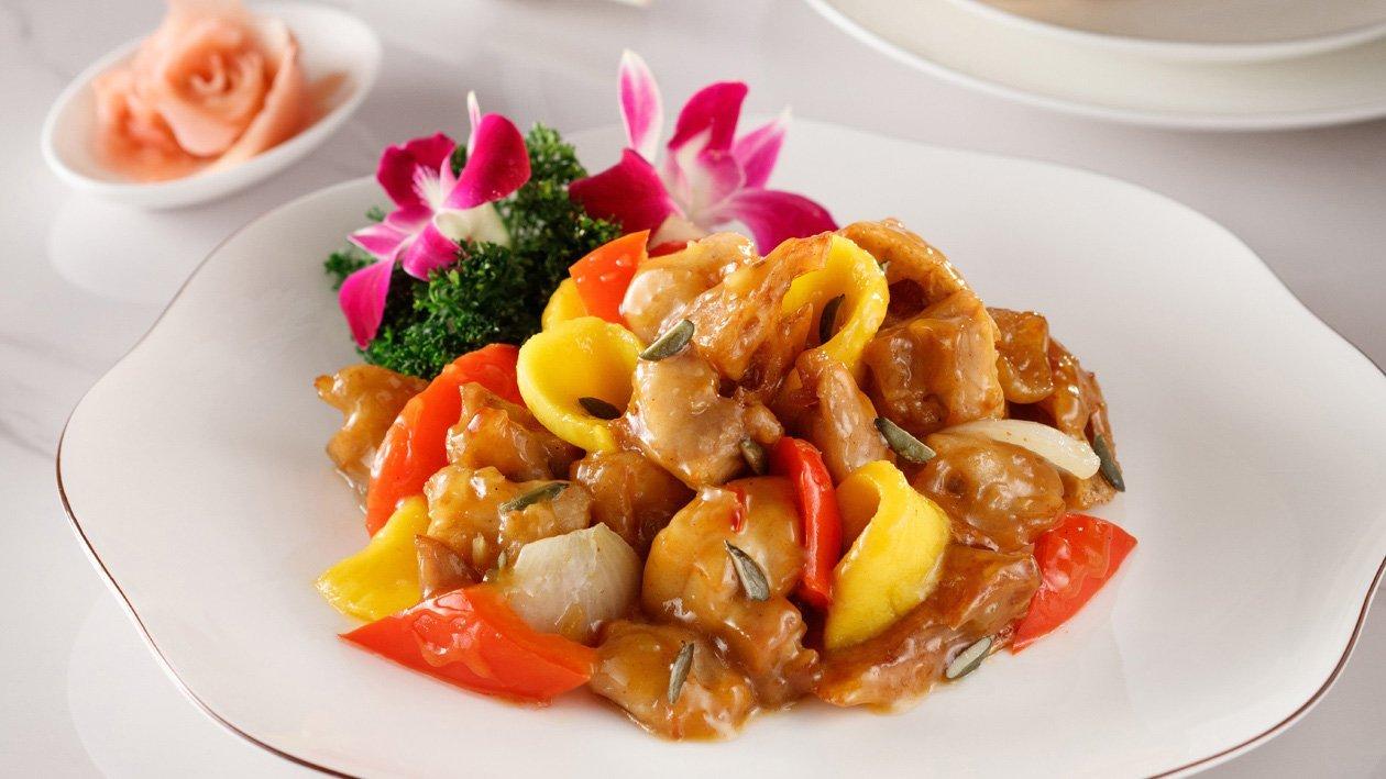 川式甜酸辣味雞球 – 食譜詳情 - 食譜詳情 Unilever Food Solutions