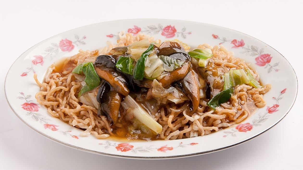 鱔魚意麵 - 食譜詳情 Unilever Food Solutions