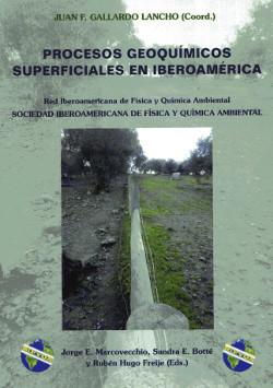 Procesos Geoquímicos Superficiales en iberoamérica