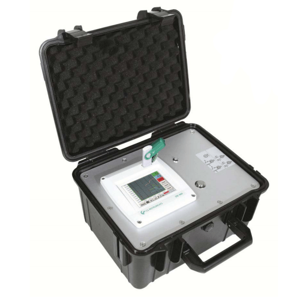 DS 400 - Mobile Chart Recorder