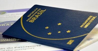Passaporte - Emissão de Passaporte
