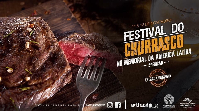 Festival do Churrasco e Festival de Cerveja Artesanal