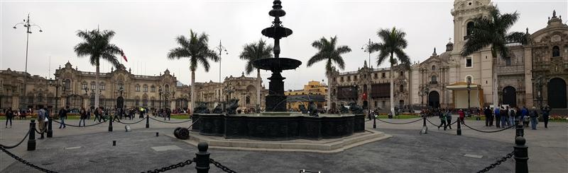 Siga na Viagem - Roteiro de uma semana no Peru - Plaza Mayor