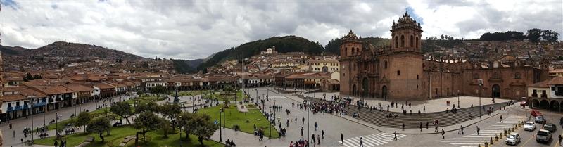 Siga na Viagem - Roteiro de uma semana no Peru - Plaza de Armas