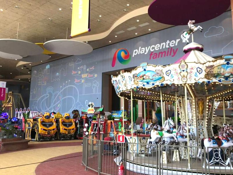Playcenter Family - Shopping Aricanduva - Credito exame.abril.com.br