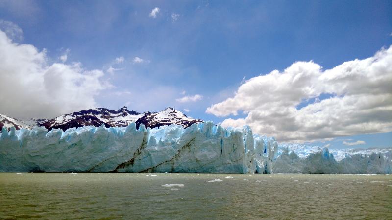 Siga na Viagem - Minitrekking sobre o Glaciar Perito Moreno - Avistagem do Glaciar Perito Moreno
