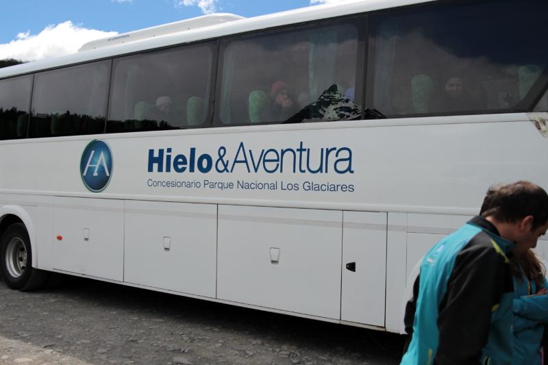 Siga na Viagem - Minitrekking sobre o Glaciar Perito Moreno - Ônibus da Hielo & Aventura