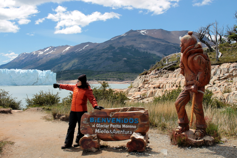 Siga na Viagem - Minitrekking sobre o Glaciar Perito Moreno - Parque Nacional Los Glaciares