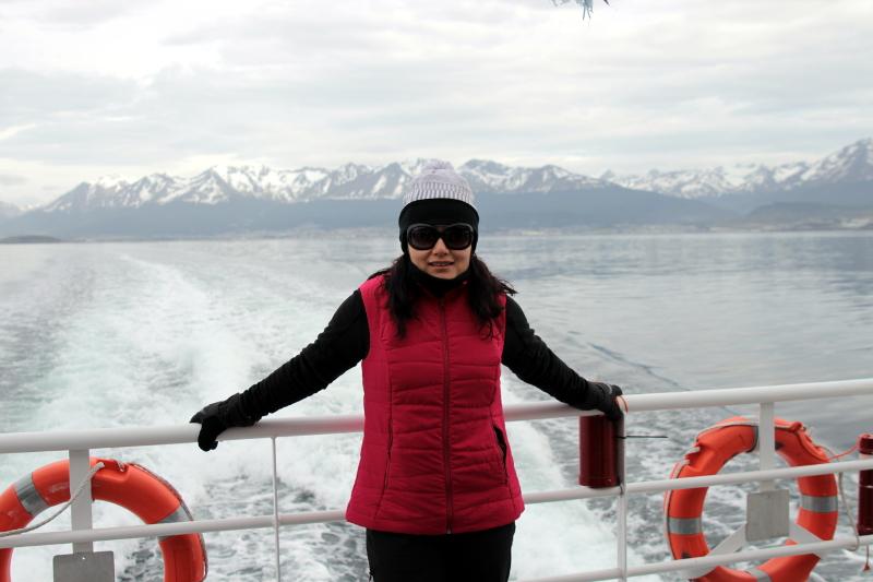 Siga na Viagem - Passeio pelo Canal de Beagle em Ushuaia - Retorno ao Porto de Ushuaia.