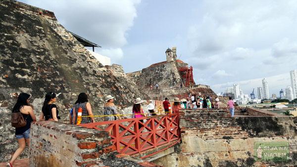 Siga na Viagem - O que fazer em Cartagena e San Andres - City Tour