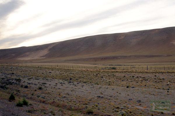 Siga na Viagem - Tour no Parque Nacional Torres Del Paine - Paisagem