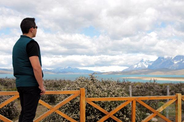 Siga na Viagem - Tour no Parque Nacional Torres Del Paine - Primeira parada.