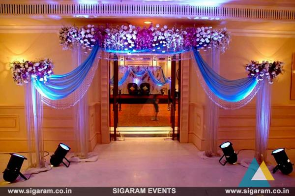 20 Marriage Hall Decoration Entrance Pictures And Ideas On Carver
